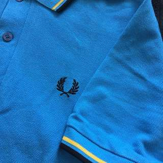 Fred Perry Polo (Made in England)