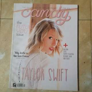Taylor Swift (Candy Magazine Issue)