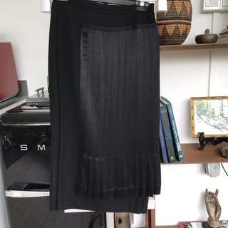 Authentic a Marc Jacobs long skirt (wool/silk)