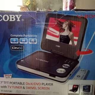 Coby V• ZON Portable Dvd Player