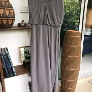 Wonderful long silk Raoul dress. Never worn. No tags