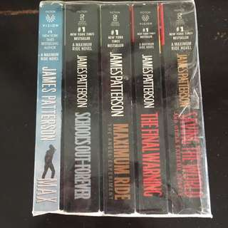 Maximum Ride set