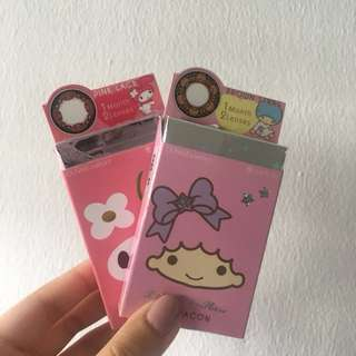 COSME SANRIO CONTACT LENSES