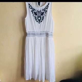 F21 boho dress