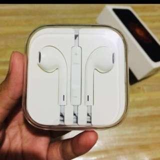 Orig iphone 6+ earpods