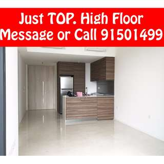 High Floor 2BR The Panorama for RENT