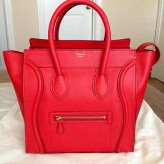 🚚 Celine Mini Luggage
