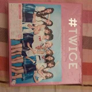 Twice Japan Debut Album A ver.  大减價,超扺!!👍😍