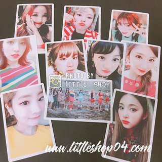 [EVENT] TWICE 'Signal' Preorder Card Set