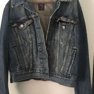 Denim Levis Jacket