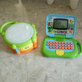 Leapfrog Drum And Leaptop