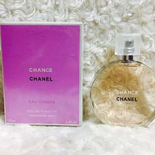 AUTHENTIC CHANEL CHANCE PERFUME