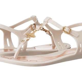 Melissa x vivienne Westwood sandals