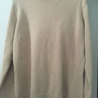 Marks and Spencer knitted long sleeve tops