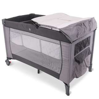 Alpha Living Portable Baby Cot Fold-able Baby Playpen