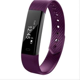 Best Activity tracker with heart rate monitor, sleep monitor, remote camera, Call SMS alert