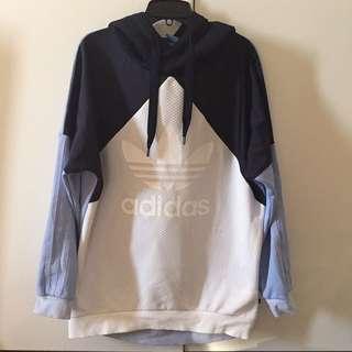 Oversize Adidas Hoodie