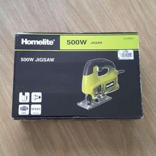 Homelite Jigsaw 500W #flymetoSG