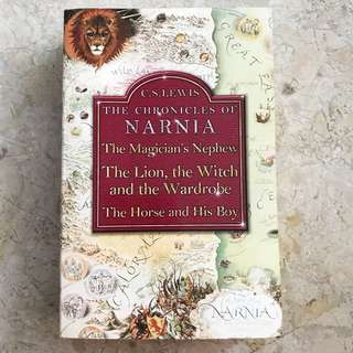 Chronicles of Narnia Limited Edition Release (with pictures!)