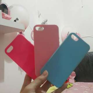 Softcase iphone 5/5s/SE