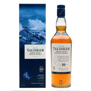 Brand New Talisker 10 yo Single Malt Whisky 700ml