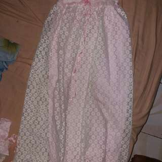 Mother care christening gown