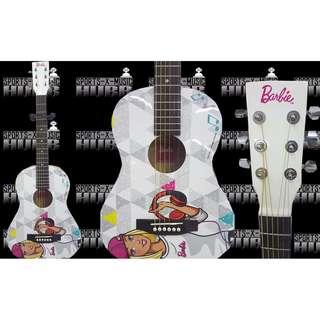 Barbie DBA Acoustic Guitar