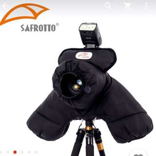 DSLR Camera Rain & Cold weather Protection Cover
