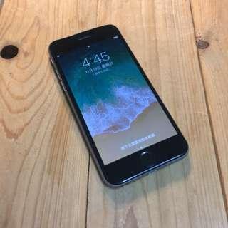 🚚 i6 16G 黑的發亮 電池全新 評價破百 iphone6