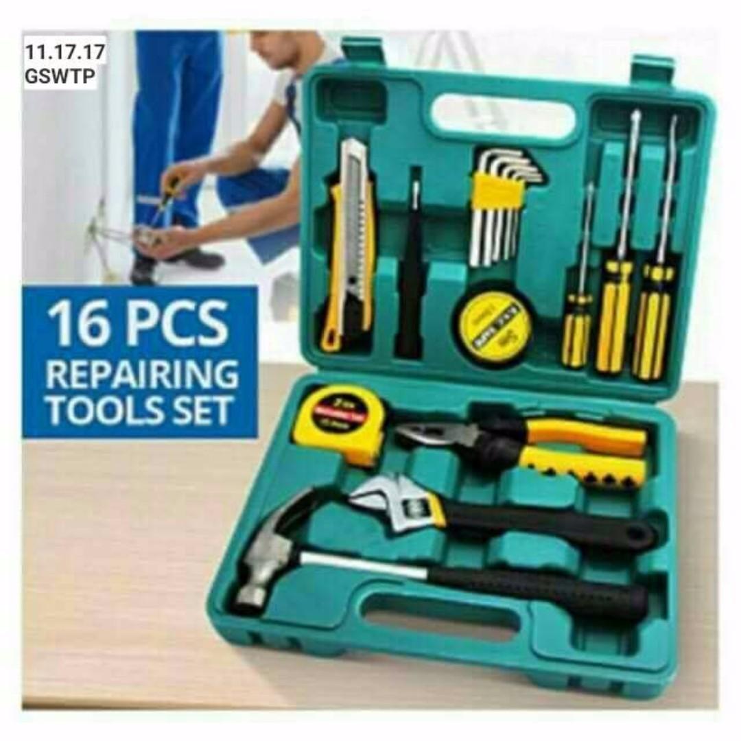 16pcs Repairing Tool Set