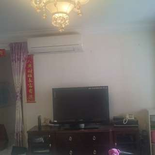 HDB 5-room, whole unit rent.