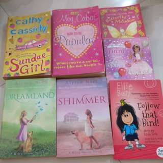 Storybooks for girls