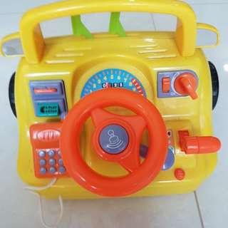 Children Car Driving Toy