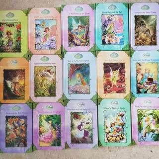Disney Fairies Hardcover Collection