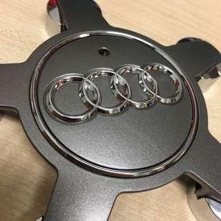 Genuine Audi Wheel Center Caps (Set of 4)