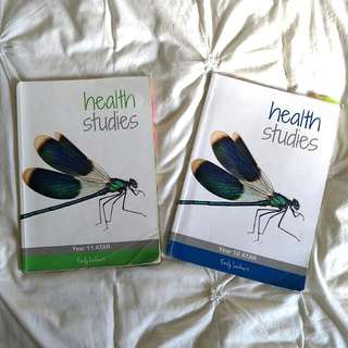 EMILY LOCKHART YEAR 11 HEALTH STUDIES ATAR TEXTBOOK