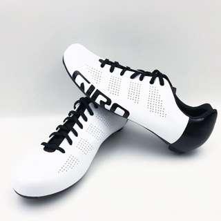 Giro Empire™ ACC Cycling Shoe (White/Black) Size US 10.7