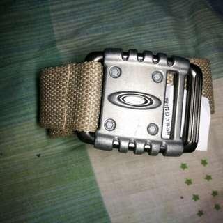 Oakley original belt