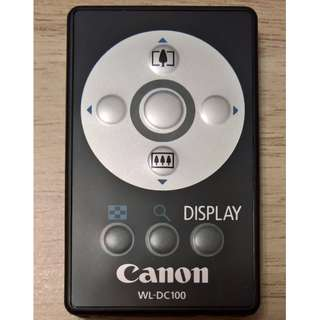 Canon WL-DC100 Wireless Remote Controller for Powershot Series