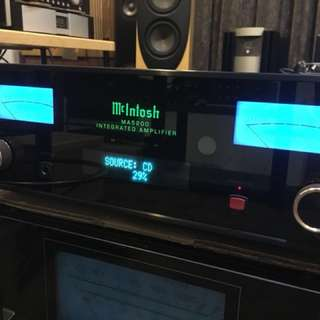 Mcintosh MA 5200 integrated amp (new $9,000)