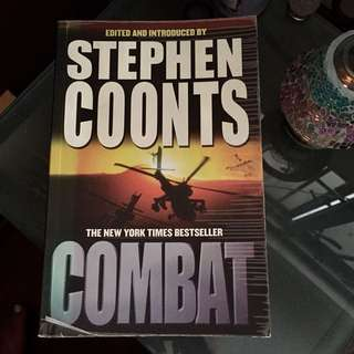 New York Bestseller | COMBAT by Stephen Coonts
