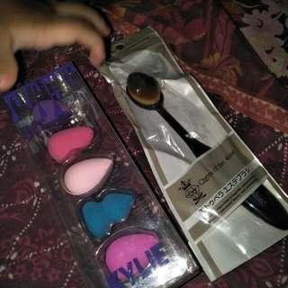 Take all Kuas make up