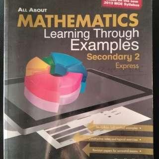 Secondary 2 Mathematics
