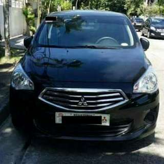 Grab Ready! 2017 mirage g4 for only 480k!!!