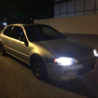 EG6 For Sale