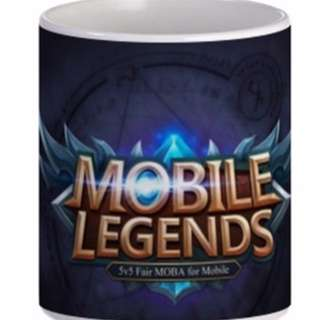Jual Koleksi Produk Mug, Sarung HP, Mousepad, Game Mobile Legends