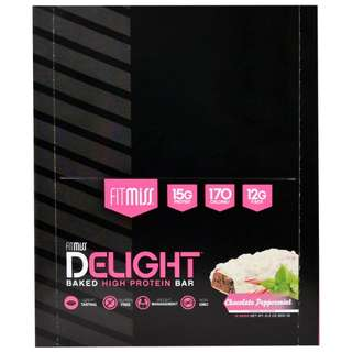Delight High Protein Bars