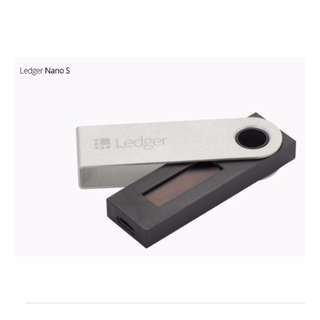 (Stock clearance) Ledger Nano S - wallet (bulk order welcome)