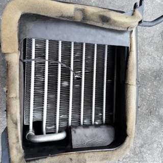 Evaporator for Corolla Small Body (AE92)
