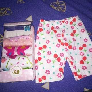 Best Quality baby wear 100% katun usia 9-12 bln.